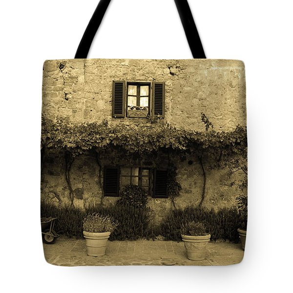 Tuscan Village Tote Bag