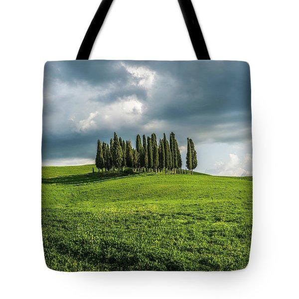Tuscan Wonderland - Val D Orcia Tote Bag