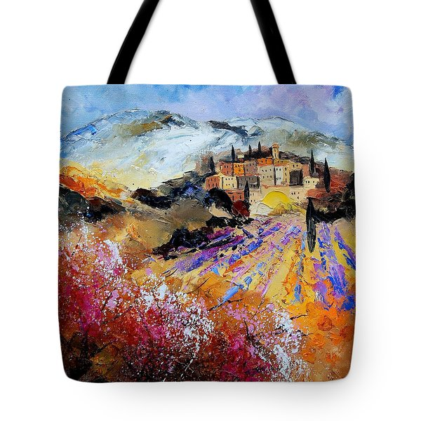 Tuscany 56 Tote Bag by Pol Ledent
