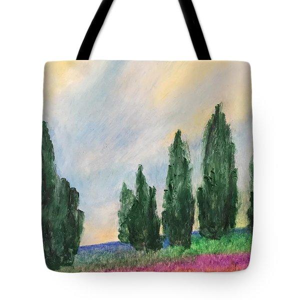 Tuscany Dream Tote Bag