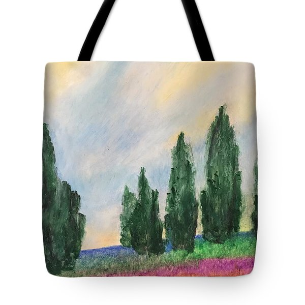 Tuscany Dream Tote Bag