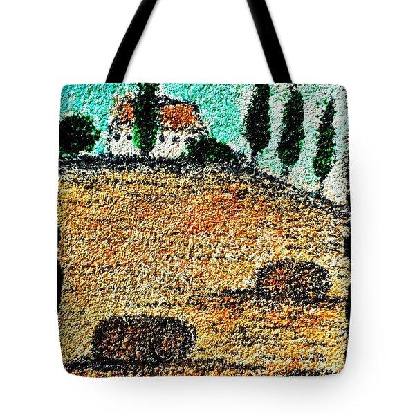 Tuscany  Tote Bag by Jasna Gopic