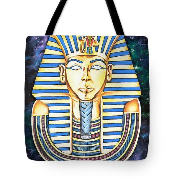 Tutankhanam Tote Bag