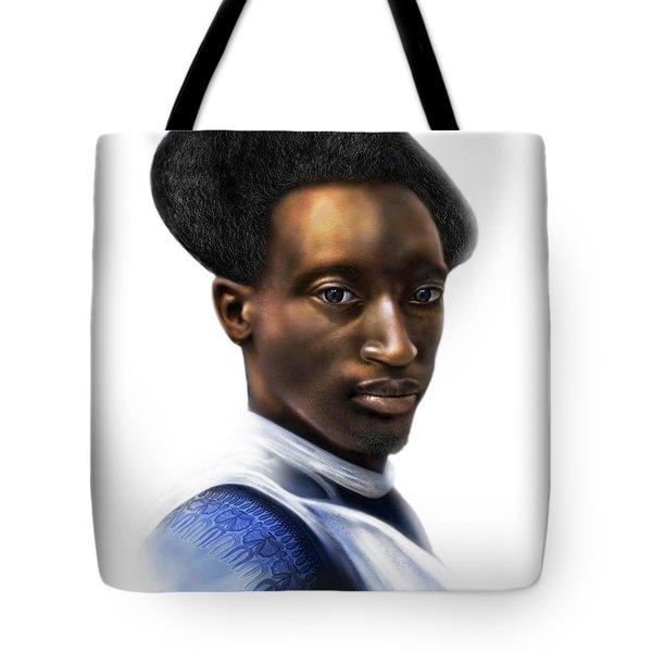 Tutsi Crown Tote Bag