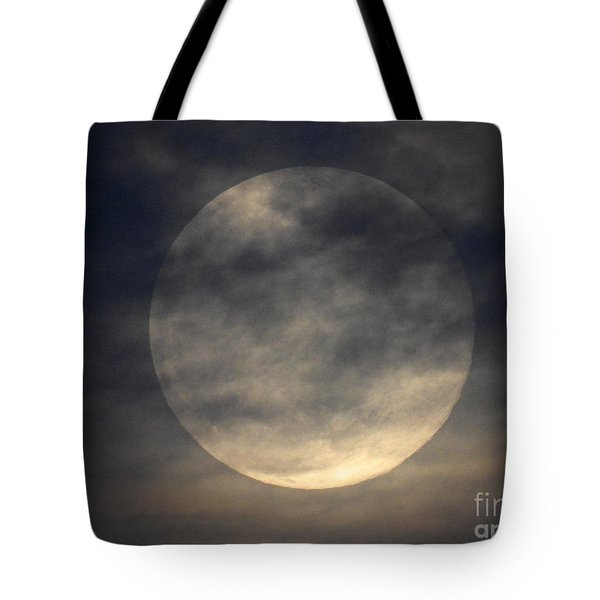 Twas The Night Before A Full Moon Tote Bag