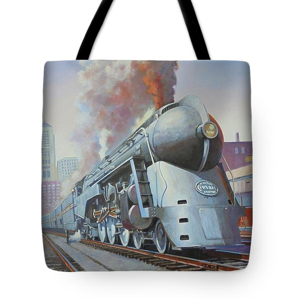 Twenthieth Century Limited Tote Bag