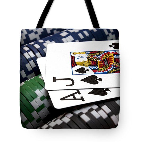 Twenty One Tote Bag