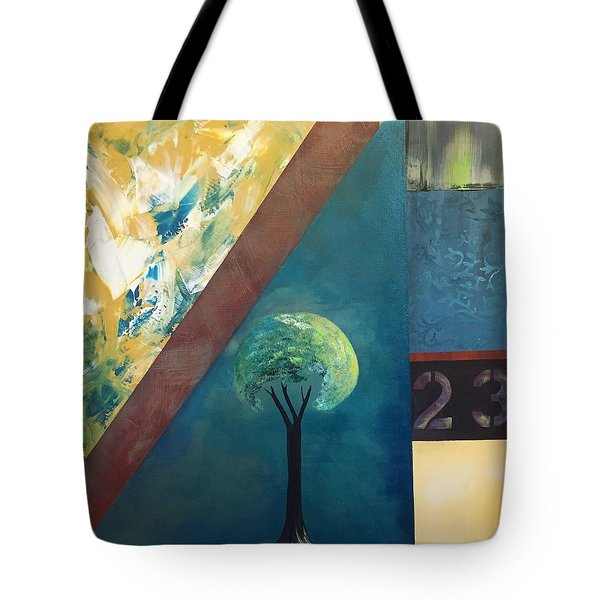 Twenty Three 23 Tote Bag