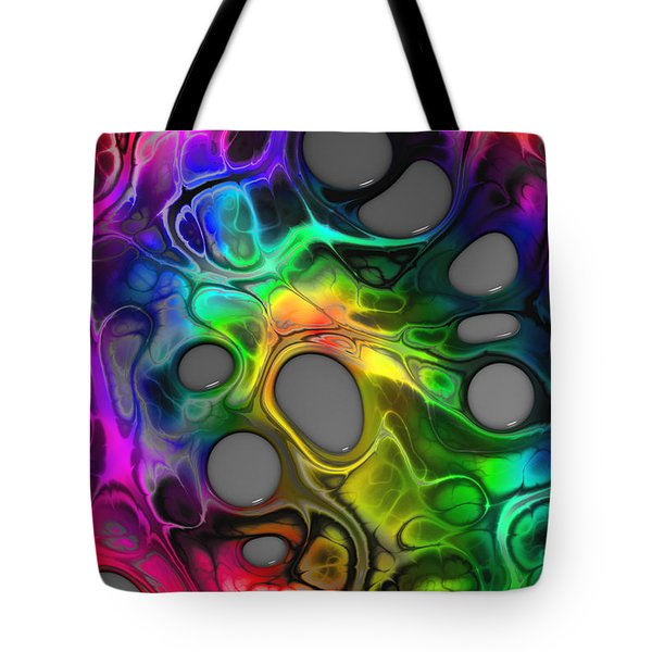 Twice Upon A Mind Tote Bag