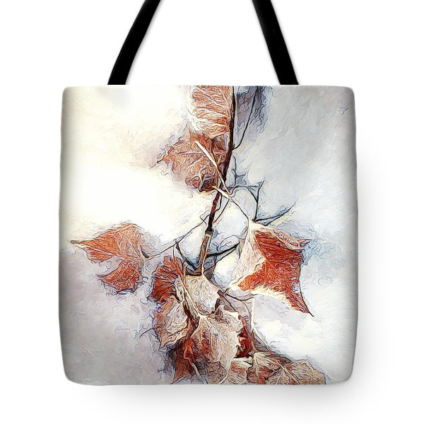 Twigged Tote Bag
