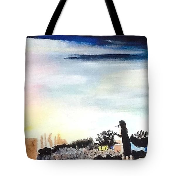 Twigs At Glastonbury Tote Bag