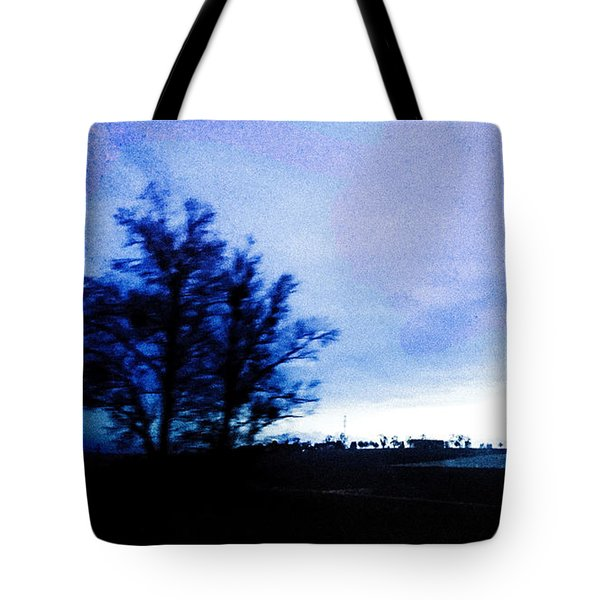Tote Bag featuring the photograph Twilight  by Bee-Bee Deigner