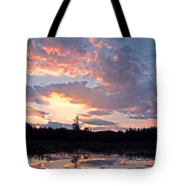 Twilight Glory Tote Bag