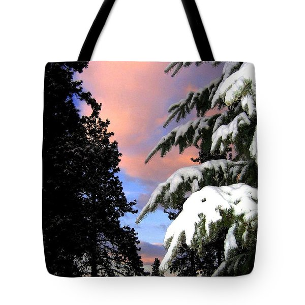 Twilight Hour Tote Bag by Will Borden