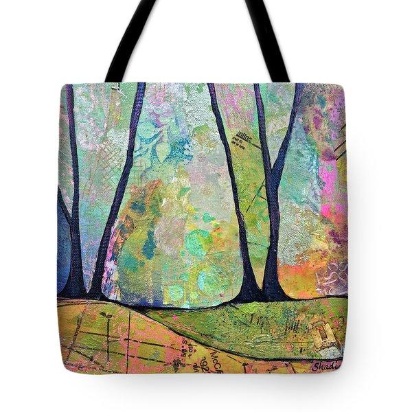 Twilight I Tote Bag