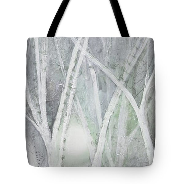 Twilight In Gray II Tote Bag