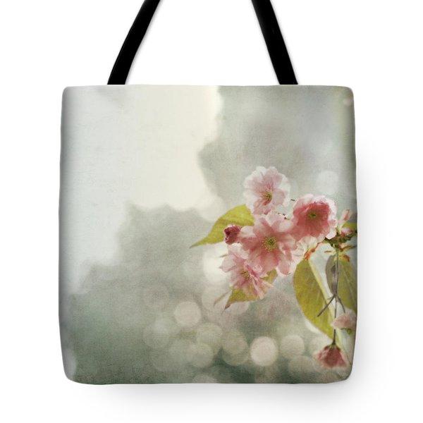 Twilight In The Garden Tote Bag