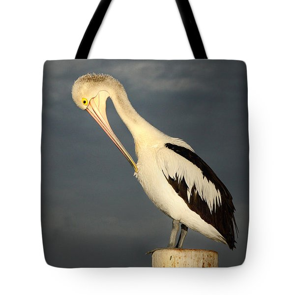 Tote Bag featuring the photograph Twilight by Marion Cullen