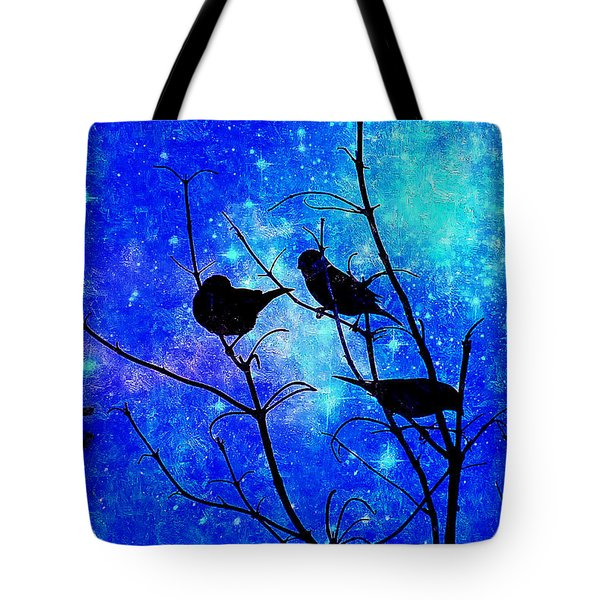 Twilight Tote Bag by MaryLee Parker