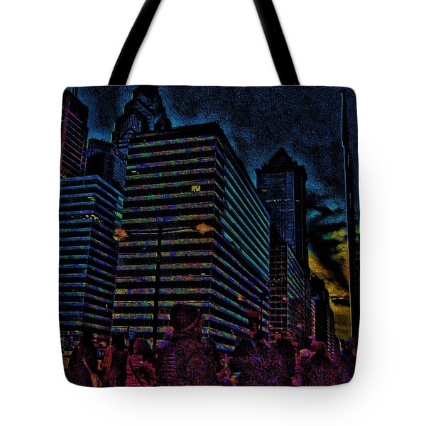 Twilight Of Uncertainty Tote Bag