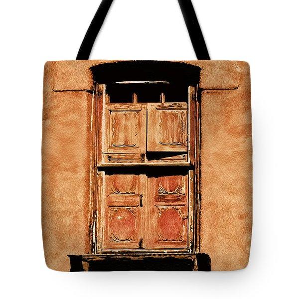 Twilight On Galisteo Tote Bag