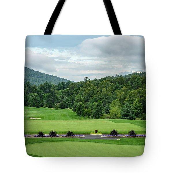 Twilight Sky Tote Bag