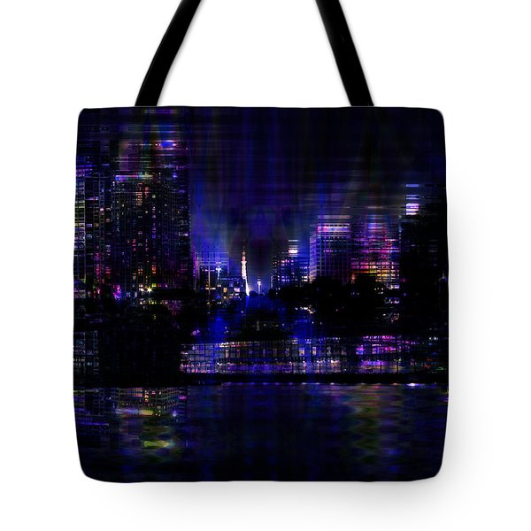 Twilight Time Tote Bag