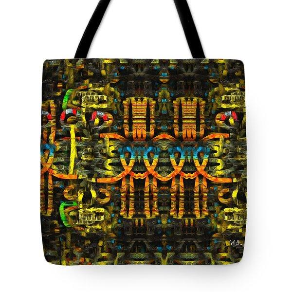 Twilight Time Tote Bag