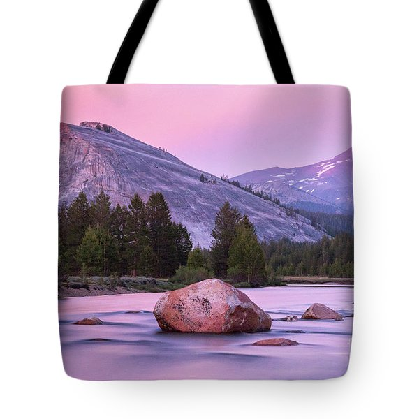 Tote Bag featuring the photograph Twilight  by Vincent Bonafede