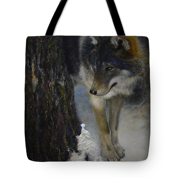 Twilight's Preyer  Tote Bag