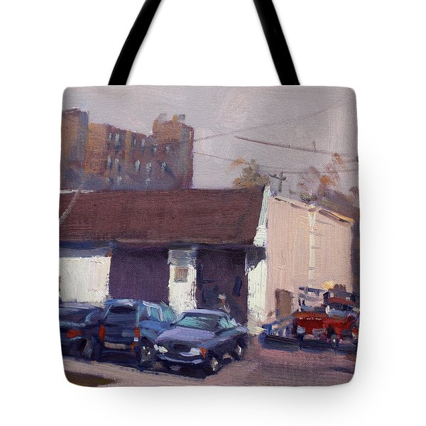 Twin City Transmission Tote Bag