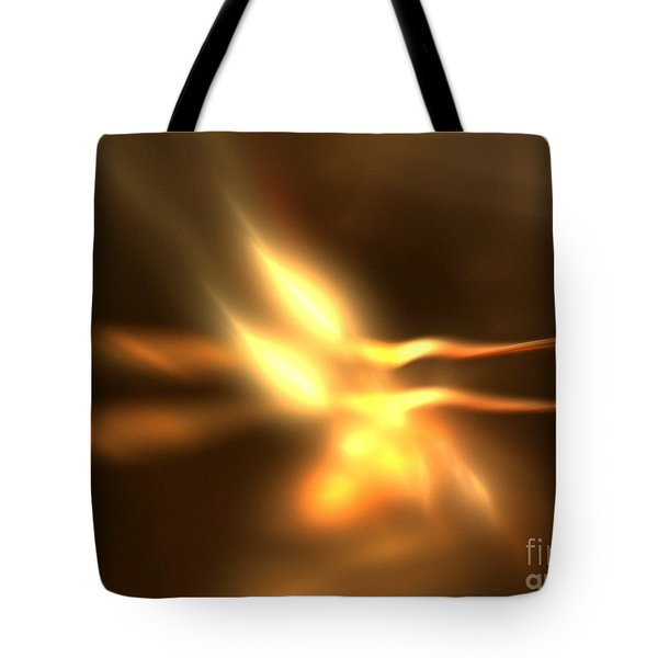 Twin Flame Tote Bag by Kim Sy Ok