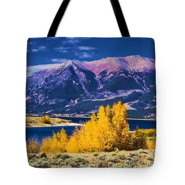 Twin Lakes Tote Bag