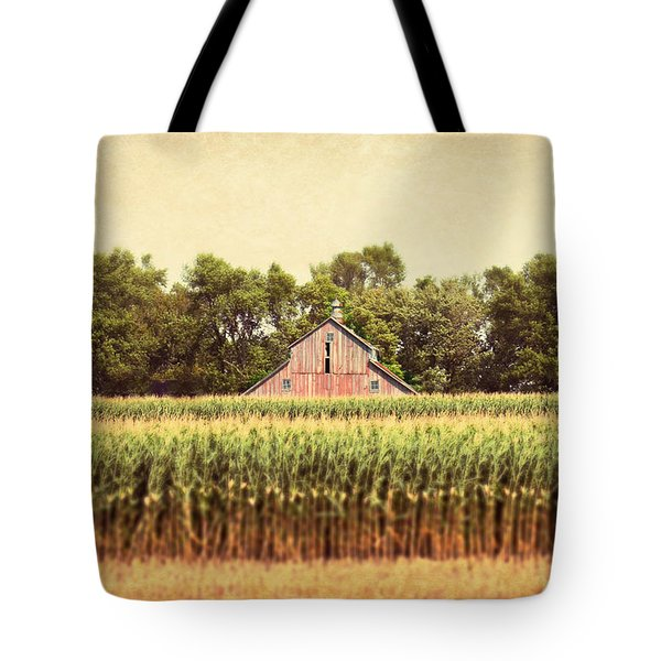 Twin Peaks Tote Bag by Julie Hamilton