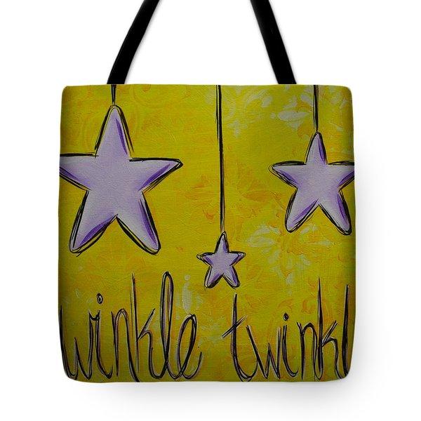 Twinkle Twinkle Tote Bag