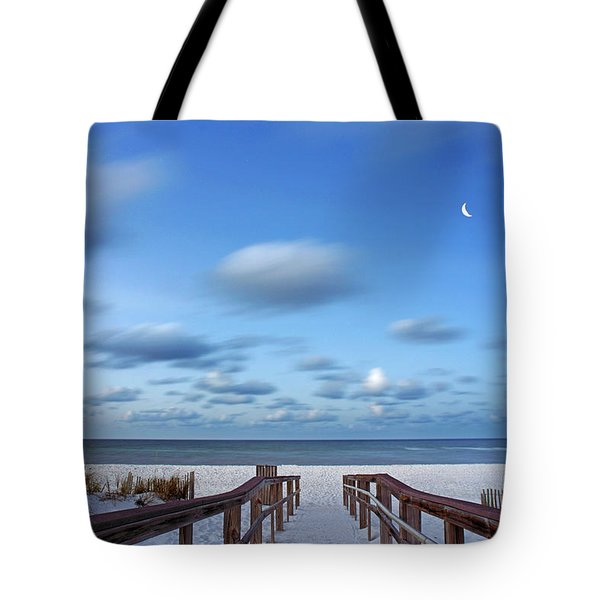 Twinkling Stars Tote Bag