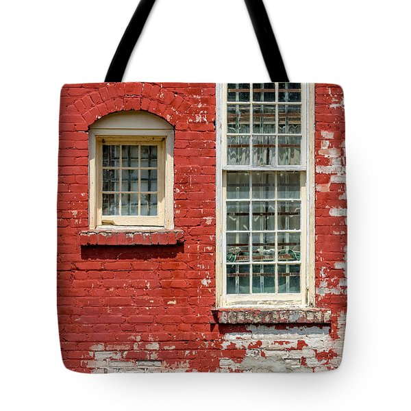 Tote Bag featuring the photograph Twins by Christopher Holmes
