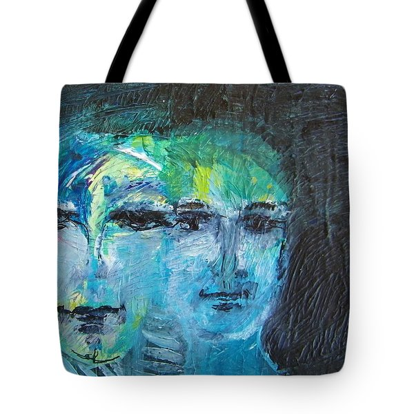 Twins Forever Tote Bag