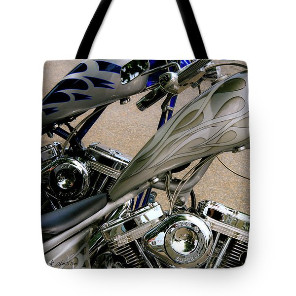 Twins, Fraternal Tote Bag