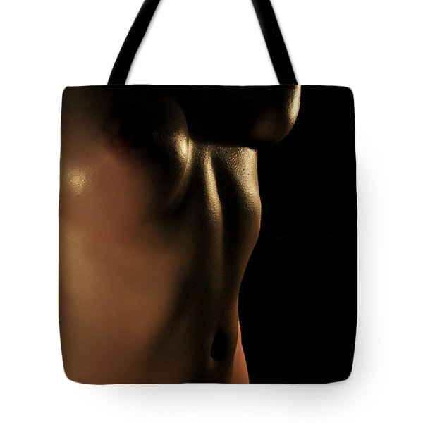 Twins In Darkness Tote Bag