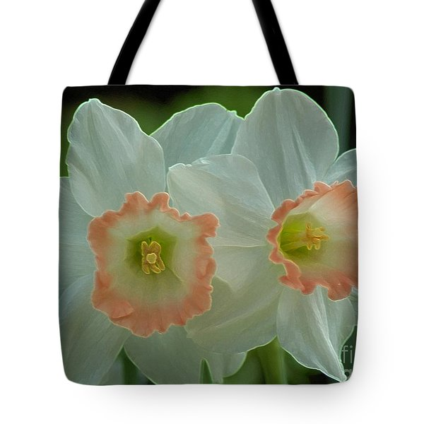 Twins Tote Bag by Kathleen Struckle