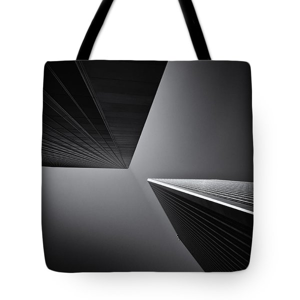 Twins Tote Bag by Michael Hope