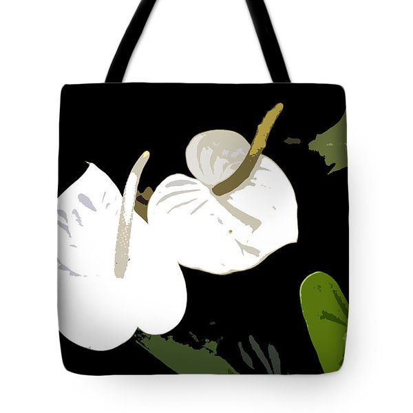 Twins Work Number 10 Tote Bag by David Lee Thompson