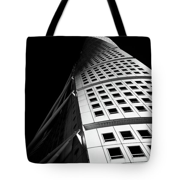 Twisted #2 Tote Bag
