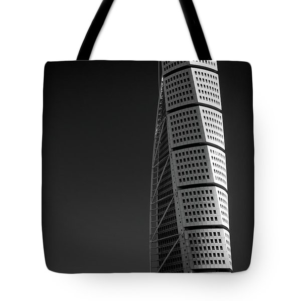 Twisted #3 Tote Bag