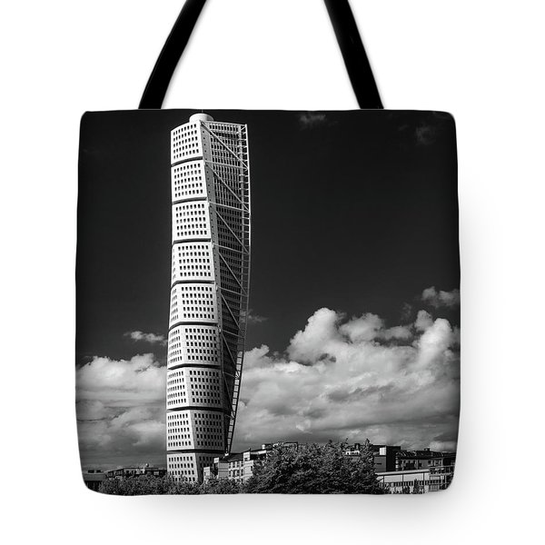 Twisted #4 Tote Bag