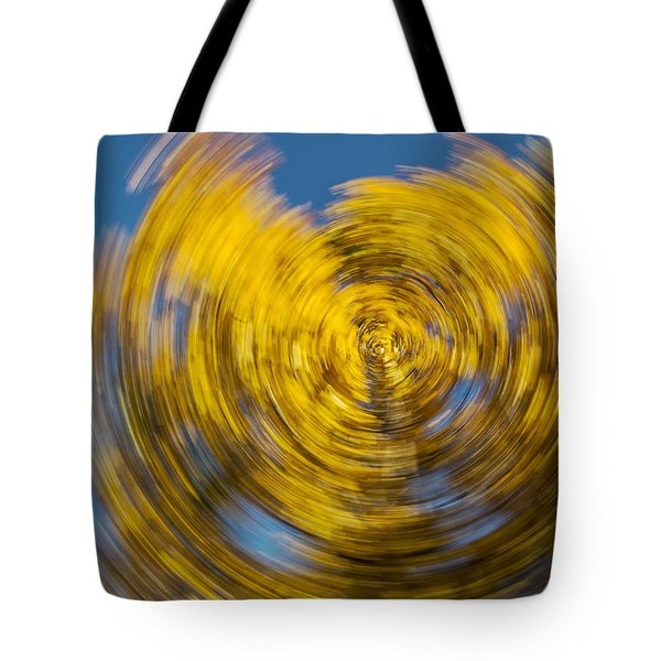 Twisted Colors Tote Bag