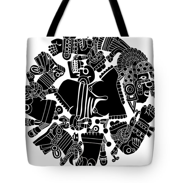 Twisted Day Tote Bag