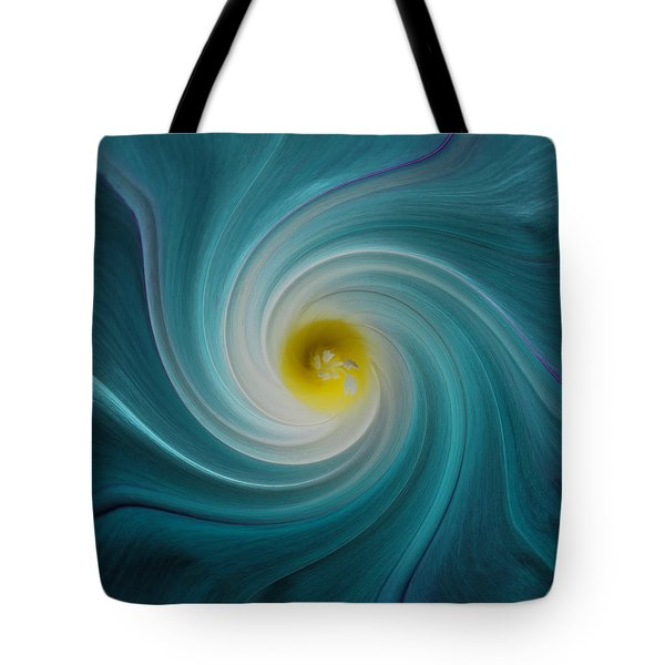 Twisted Glory Tote Bag by Michael Peychich