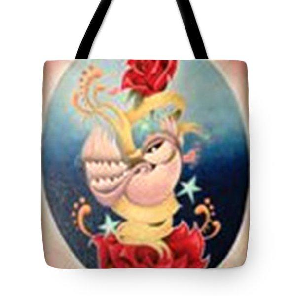 Twisted Love Tote Bag